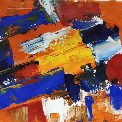 abstract painting 5, 10 x 12 inch, priyanka bhise,10x12inch,canvas,paintings,abstract paintings,paintings for dining room,paintings for living room,paintings for bedroom,paintings for office,paintings for kids room,paintings for hotel,paintings for kitchen,paintings for school,acrylic color,GAL01495026079