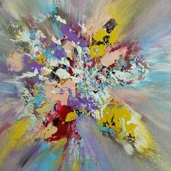 kaleidoscope of twirling happiness, 10 x 12 inch, puspita datta,10x12inch,canvas,paintings,abstract paintings,modern art paintings,paintings for living room,paintings for office,paintings for living room,paintings for office,acrylic color,GAL01538626082
