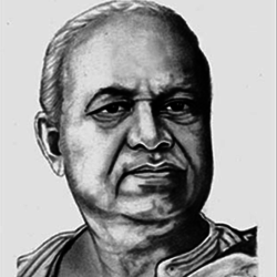 dadasaheb phalke, 7 x 11 inch, shivkumar  menon,portrait paintings,paintings for living room,figurative drawings,drawing paper,graphite pencil,7x11inch,GAL09862609