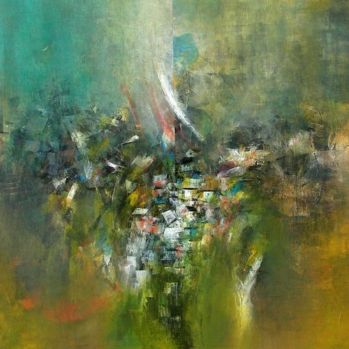my thinking, 48 x 48 inch, m. singh,48x48inch,canvas,paintings,abstract paintings,cityscape paintings,landscape paintings,modern art paintings,conceptual paintings,abstract expressionism paintings,expressionism paintings,contemporary paintings,paintings for dining room,paintings for living room,paintings for bedroom,paintings for office,paintings for kids room,paintings for hotel,paintings for school,paintings for hospital,acrylic color,GAL0537726117