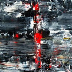 lost in the corwd, 18 x 18 inch, prasanta acharjee,18x18inch,thick paper,paintings,abstract paintings,modern art paintings,conceptual paintings,abstract expressionism paintings,expressionism paintings,contemporary paintings,paintings for dining room,paintings for living room,paintings for bedroom,paintings for office,paintings for hotel,paintings for hospital,acrylic color,GAL0360526154