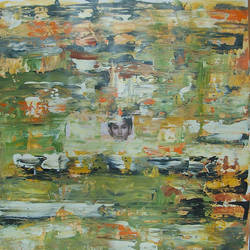 lost in the corwd, 18 x 18 inch, prasanta acharjee,18x18inch,thick paper,paintings,abstract paintings,modern art paintings,conceptual paintings,abstract expressionism paintings,expressionism paintings,contemporary paintings,paintings for dining room,paintings for living room,paintings for bedroom,paintings for office,paintings for hotel,paintings for hospital,acrylic color,GAL0360526155
