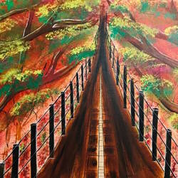 way of hope, 24 x 20 inch, indra pandey,24x20inch,canvas,paintings,nature paintings | scenery paintings,realistic paintings,paintings for living room,paintings for bedroom,paintings for office,paintings for hotel,paintings for living room,paintings for bedroom,paintings for office,paintings for hotel,acrylic color,GAL01406326394