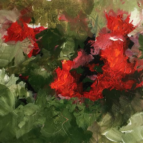 hibiscus, 16 x 12 inch, aparna joshi,16x12inch,canvas,paintings,abstract paintings,paintings for dining room,paintings for living room,paintings for bedroom,paintings for office,paintings for hotel,paintings for hospital,acrylic color,GAL01573626425