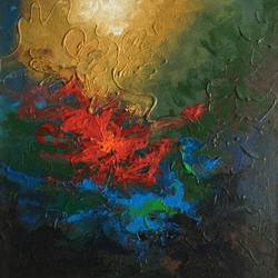 sunrise, 12 x 12 inch, aparna joshi,12x12inch,canvas,paintings,abstract paintings,modern art paintings,conceptual paintings,abstract expressionism paintings,expressionism paintings,impressionist paintings,surrealism paintings,paintings for dining room,paintings for living room,paintings for bedroom,paintings for office,paintings for hotel,paintings for hospital,acrylic color,GAL01573626427