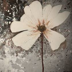 flower , 30 x 24 inch, deepanshi chaudhary,30x24inch,canvas,paintings,flower paintings,acrylic color,GAL01581226519