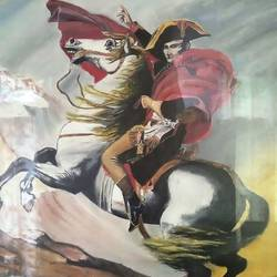napoleon bonaparte , 42 x 45 inch, hardeep singh,42x45inch,canvas,paintings,portrait paintings,oil color,GAL01576326574
