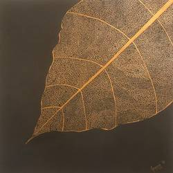 leaf, 24 x 24 inch, garima jain,24x24inch,canvas,paintings,abstract paintings,flower paintings,landscape paintings,modern art paintings,nature paintings | scenery paintings,paintings for dining room,paintings for living room,paintings for bedroom,paintings for office,paintings for hotel,paintings for school,paintings for hospital,acrylic color,GAL01590926605
