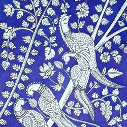 peacocks, 8 x 12 inch, sailaja  balgeri,8x12inch,thick paper,drawings,figurative drawings,paintings for dining room,paintings for living room,paintings for office,paintings for hotel,ink color,GAL01586226730