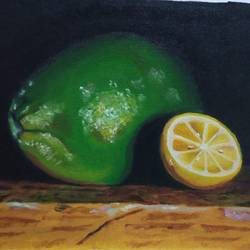 realistic oil painting, 9 x 13 inch, sayani sen,9x13inch,thick paper,paintings,modern art paintings,conceptual paintings,still life paintings,art deco paintings,expressionism paintings,illustration paintings,impressionist paintings,minimalist paintings,photorealism paintings,photorealism,realism paintings,surrealism paintings,realistic paintings,paintings for dining room,paintings for living room,paintings for bedroom,paintings for office,paintings for hotel,paintings for kitchen,oil color,paper,GAL01036626747