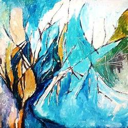 nature, 42 x 24 inch, indrani sadhukhan,42x24inch,canvas,abstract paintings,nature paintings | scenery paintings,paintings for dining room,paintings for living room,paintings for bedroom,paintings for office,paintings for hotel,paintings for school,paintings for dining room,paintings for living room,paintings for bedroom,paintings for office,paintings for hotel,paintings for school,acrylic color,GAL01606726920