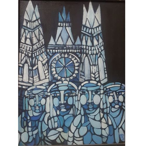 the church, 18 x 24 inch, indrani sadhukhan,18x24inch,canvas,figurative paintings,religious paintings,paintings for dining room,paintings for living room,paintings for bedroom,paintings for office,paintings for bathroom,paintings for kids room,paintings for hotel,paintings for school,paintings for hospital,paintings for dining room,paintings for living room,paintings for bedroom,paintings for office,paintings for bathroom,paintings for kids room,paintings for hotel,paintings for school,paintings for hospital,oil color,GAL01606726927
