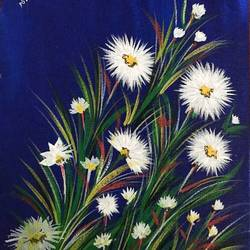 flowers , 10 x 12 inch, ranita sharma,10x12inch,canvas,flower paintings,acrylic color,GAL01370526944
