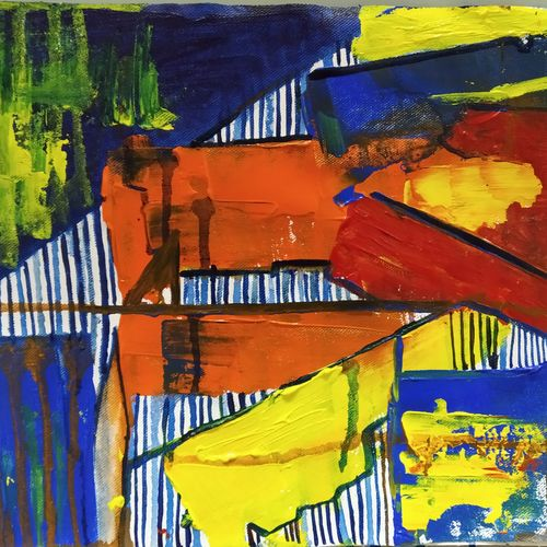 abstract painting, 10 x 12 inch, priyanka bhise,10x12inch,canvas,paintings,abstract paintings,paintings for dining room,paintings for living room,paintings for bedroom,paintings for office,paintings for kids room,paintings for hotel,paintings for kitchen,paintings for school,acrylic color,GAL01495026959