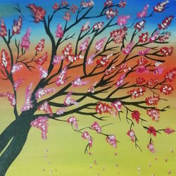 nature painting , 14 x 18 inch, deepjyoti behuria,14x18inch,canvas,paintings,nature paintings | scenery paintings,paintings for dining room,paintings for living room,paintings for bedroom,paintings for hotel,acrylic color,GAL01507227116