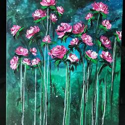 roses, 24 x 35 inch, silpa ajith,24x35inch,canvas,paintings,flower paintings,paintings for dining room,paintings for living room,paintings for bedroom,paintings for office,paintings for hotel,paintings for school,paintings for dining room,paintings for living room,paintings for bedroom,paintings for office,paintings for hotel,paintings for school,acrylic color,GAL01584627190