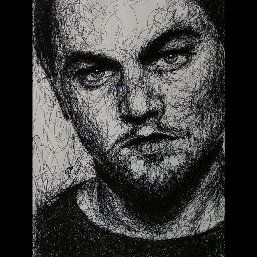 leonardo dicaprio, 8 x 12 inch, itishree  sahu,8x12inch,drawing paper,paintings for dining room,paintings for living room,paintings for bedroom,paintings for office,paintings for kids room,paintings for hotel,paintings for school,abstract drawings,abstract expressionism drawings,conceptual drawings,expressionism drawings,figurative drawings,fine art drawings,graffiti drawings,illustration drawings,modern drawings,pop art drawings,portrait drawings,paintings for dining room,paintings for living room,paintings for bedroom,paintings for office,paintings for kids room,paintings for hotel,paintings for school,ball point pen,paper,GAL01387327321