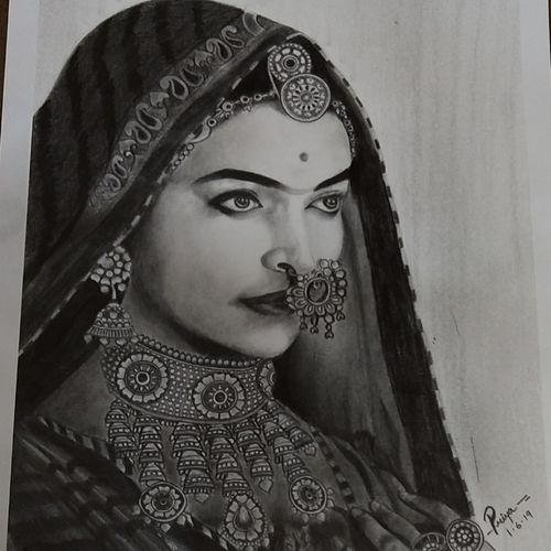 pride, 20 x 32 inch, priya  shaw,20x32inch,thick paper,drawings,portrait drawings,graphite pencil,GAL01650127504
