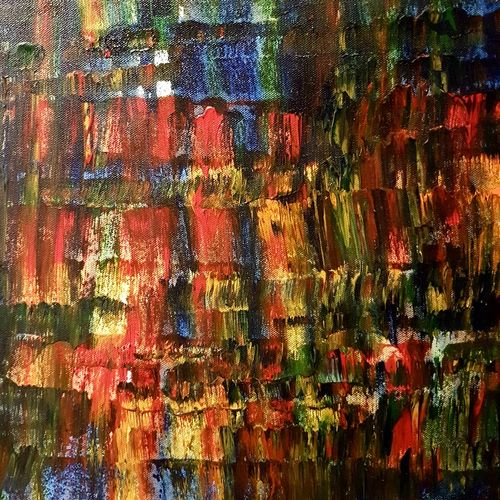 shine through, 8 x 10 inch, deepali sinha,8x10inch,canvas board,paintings,abstract paintings,acrylic color,GAL01574227576