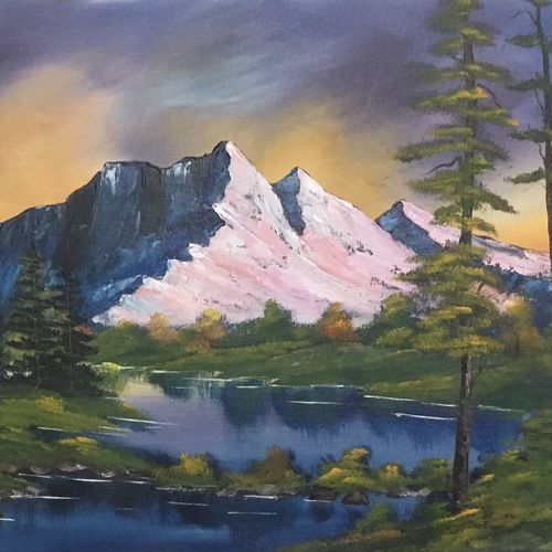 untitled, 21 x 18 inch, shankhadeep  mondal,21x18inch,canvas,paintings,landscape paintings,paintings for dining room,paintings for living room,paintings for bedroom,acrylic color,GAL01403027612