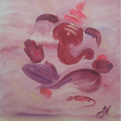 lord ganesha, 11 x 15 inch, anna-g negi,11x15inch,canvas,paintings,abstract paintings,modern art paintings,abstract expressionism paintings,ganesha paintings | lord ganesh paintings,lord shiva paintings,paintings for dining room,paintings for living room,paintings for bedroom,paintings for office,paintings for kids room,paintings for hotel,paintings for kitchen,paintings for hospital,acrylic color,GAL01519527660