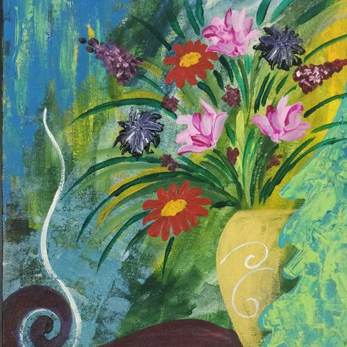 spring, 15 x 16 inch, kadambini agarwal,15x16inch,canvas,flower paintings,still life paintings,nature paintings | scenery paintings,paintings for dining room,paintings for living room,paintings for bathroom,paintings for hotel,paintings for kitchen,paintings for school,paintings for hospital,paintings for dining room,paintings for living room,paintings for bathroom,paintings for hotel,paintings for kitchen,paintings for school,paintings for hospital,acrylic color,GAL01661427811