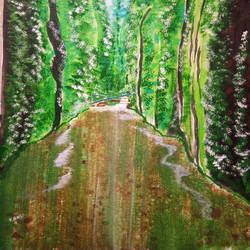 painting @k anu, 12 x 15 inch, anuj kushwaha,12x15inch,canvas board,paintings,abstract paintings,landscape paintings,multi piece paintings,nature paintings | scenery paintings,paintings for dining room,paintings for living room,paintings for bedroom,paintings for bathroom,paintings for kids room,paintings for hotel,paintings for kitchen,paintings for school,paintings for hospital,acrylic color,GAL01592627871