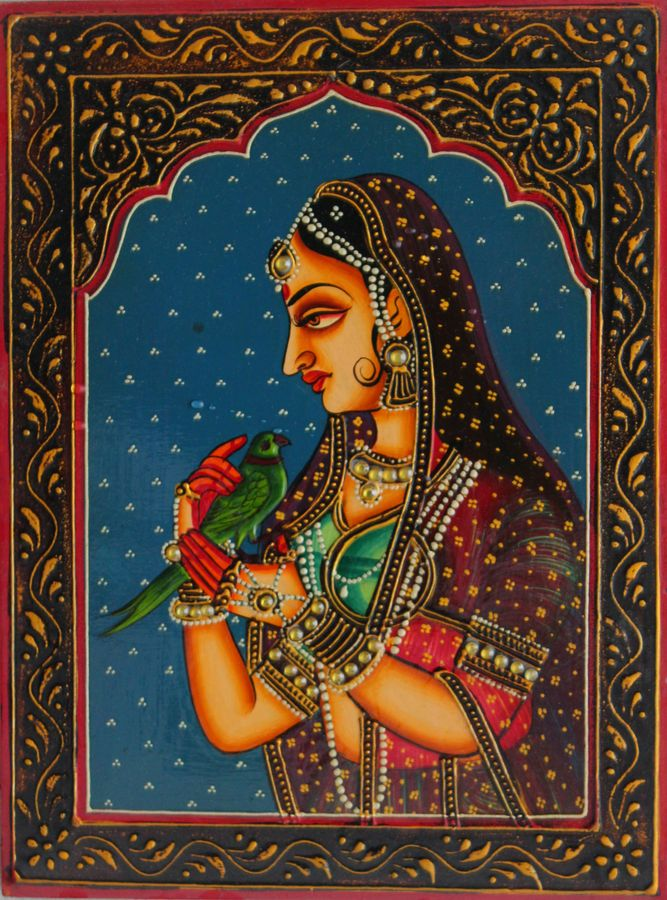 queen, 16 x 12 inch, vishal gurjar,16x12inch,wood board,paintings,figurative paintings,portrait paintings,paintings for living room,paintings for bedroom,paintings for hotel,acrylic color,oil color,GAL0778127916