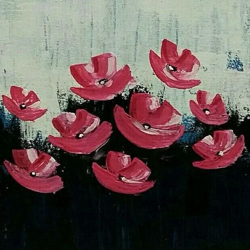 pink petals, 12 x 16 inch, megh p,12x16inch,canvas board,paintings,abstract paintings,modern art paintings,paintings for bedroom,paintings for office,paintings for kids room,paintings for hospital,abstract drawings,modern drawings,paintings for bedroom,paintings for office,paintings for kids room,paintings for hospital,acrylic color,GAL01680028020