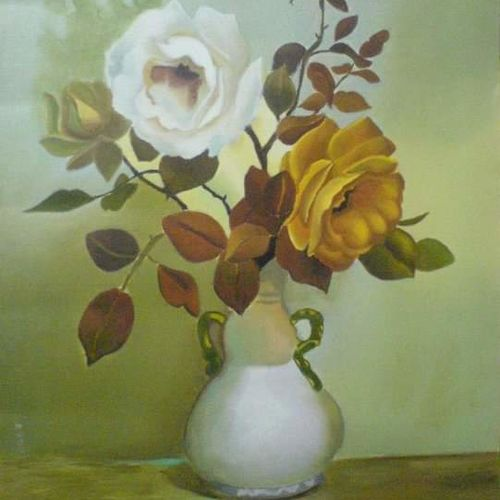 roses, 13 x 20 inch, sneha  tomar,13x20inch,oil sheet,paintings,art deco paintings,paintings for dining room,paintings for living room,paintings for bedroom,paintings for office,paintings for hotel,paintings for hospital,art deco drawings,paintings for dining room,paintings for living room,paintings for bedroom,paintings for office,paintings for hotel,paintings for hospital,oil color,GAL01285828125