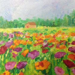 field of flowers, 9 x 12 inch, asra fatima,9x12inch,canvas,paintings,flower paintings,landscape paintings,modern art paintings,nature paintings | scenery paintings,expressionism paintings,impressionist paintings,paintings for dining room,paintings for living room,paintings for bedroom,paintings for office,paintings for bathroom,paintings for kids room,paintings for hotel,paintings for kitchen,paintings for school,paintings for hospital,paintings for dining room,paintings for living room,paintings for bedroom,paintings for office,paintings for bathroom,paintings for kids room,paintings for hotel,paintings for kitchen,paintings for school,paintings for hospital,oil color,GAL0647128196