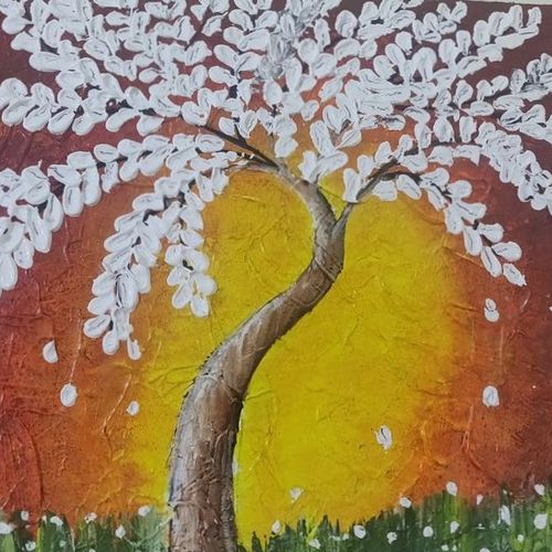 tree, 12 x 18 inch, diksha lad,12x18inch,canvas,abstract paintings,paintings for dining room,paintings for living room,paintings for bedroom,paintings for office,paintings for school,paintings for hospital,paintings for dining room,paintings for living room,paintings for bedroom,paintings for office,paintings for school,paintings for hospital,acrylic color,GAL01201128202