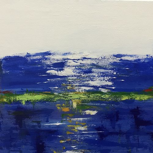 grass is greener on the other side, 30 x 20 inch, shrishti aggarwal,30x20inch,canvas,paintings,abstract paintings,paintings for dining room,paintings for living room,paintings for bedroom,paintings for office,paintings for bathroom,paintings for hotel,paintings for hospital,acrylic color,GAL01085528254
