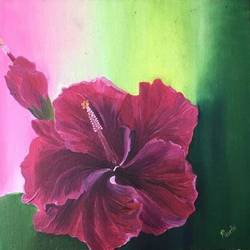 hibiscus, 12 x 12 inch, ruchi mishra,12x12inch,canvas board,paintings,nature paintings | scenery paintings,paintings for dining room,paintings for living room,paintings for bedroom,paintings for office,paintings for kids room,paintings for hotel,paintings for kitchen,paintings for school,paintings for hospital,paintings for dining room,paintings for living room,paintings for bedroom,paintings for office,paintings for kids room,paintings for hotel,paintings for kitchen,paintings for school,paintings for hospital,oil color,GAL01713628461