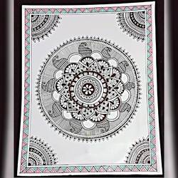 mandala painting, 10 x 14 inch, shruti aryan,10x14inch,thick paper,paintings,abstract expressionism paintings,madhubani paintings | madhubani art,paintings for dining room,paintings for living room,paintings for bedroom,paintings for office,paintings for dining room,paintings for living room,paintings for bedroom,paintings for office,acrylic color,fabric,pastel color,GAL01726628485