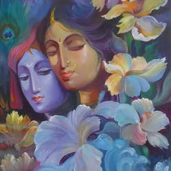 lord radha krishna, 22 x 34 inch, priya  sabapathy,radha krishna paintings,paintings for living room,religious paintings,paintings for office,love paintings,canvas,acrylic color,22x34inch,GAL011142853,lord,love,radha,krishna,radhakrishna,lordkrishna,peaceheart,family,caring,happiness,forever,happy,trust,passion,romance,sweet,kiss,love,hugs,warm,fun,kisses,joy,friendship,marriage,chocolate,husband,wife,forever,caring,couple,sweetheart