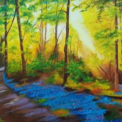 magnificent jungle , 36 x 30 inch, geetu thakur,36x30inch,canvas,paintings,landscape paintings,modern art paintings,nature paintings | scenery paintings,paintings for dining room,paintings for living room,paintings for bedroom,paintings for office,paintings for bathroom,paintings for kids room,paintings for hotel,paintings for kitchen,paintings for school,paintings for hospital,acrylic color,GAL01726128717