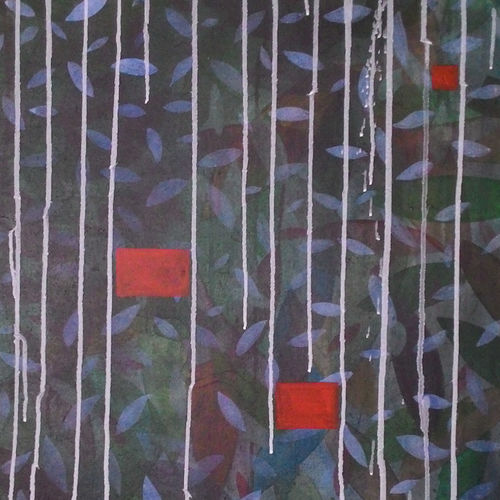 nature 3, 24 x 30 inch, subrata kundu,abstract paintings,paintings for living room,canvas,acrylic color,24x30inch,GAL011112878