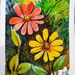 flowers, 15 x 11 inch, sandhya singh,15x11inch,canson paper,abstract paintings,flower paintings,nature paintings | scenery paintings,paintings for dining room,paintings for living room,paintings for bedroom,paintings for office,paintings for bathroom,paintings for kids room,paintings for hotel,paintings for kitchen,paintings for school,paintings for hospital,paintings for dining room,paintings for living room,paintings for bedroom,paintings for office,paintings for bathroom,paintings for kids room,paintings for hotel,paintings for kitchen,paintings for school,paintings for hospital,watercolor,GAL0874929008