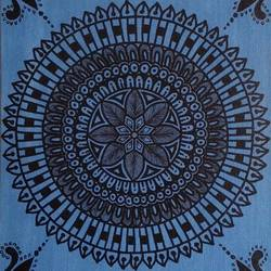 mandala art, 10 x 12 inch, geetha murugesan,10x12inch,canvas,modern art paintings,acrylic color,GAL01799229138
