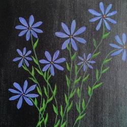 flower , 10 x 12 inch, geetha murugesan,10x12inch,canvas,paintings,flower paintings,acrylic color,GAL01799229139