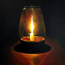 the night lantern, 20 x 16 inch, varun  n rao,20x16inch,canvas,paintings,still life paintings,minimalist paintings,realism paintings,realistic paintings,paintings for dining room,paintings for living room,paintings for bedroom,paintings for office,paintings for hotel,acrylic color,GAL0880929208