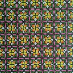 wall decoration art - repeat pattern, 12 x 16 inch, geetha murugesan,12x16inch,canvas board,paintings,flower paintings,acrylic color,GAL01799229391