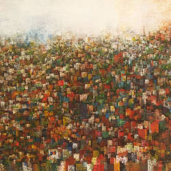 city of my dream, 70 x 48 inch, m. singh,70x48inch,canvas,paintings,abstract paintings,cityscape paintings,landscape paintings,modern art paintings,abstract expressionism paintings,contemporary paintings,paintings for dining room,paintings for living room,paintings for bedroom,paintings for office,paintings for kids room,paintings for hotel,paintings for school,paintings for hospital,acrylic color,GAL0537729519