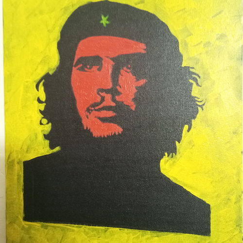 che, 12 x 16 inch, sumit chandel,12x16inch,canvas,paintings,figurative paintings,paintings for dining room,paintings for living room,paintings for bedroom,paintings for office,paintings for bathroom,paintings for kids room,paintings for hotel,paintings for kitchen,paintings for school,paintings for hospital,paintings for dining room,paintings for living room,paintings for bedroom,paintings for office,paintings for bathroom,paintings for kids room,paintings for hotel,paintings for kitchen,paintings for school,paintings for hospital,oil color,GAL01824229710