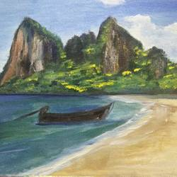 beautiful realistic beach view, 11 x 15 inch, nandhini rt,11x15inch,canvas,landscape paintings,nature paintings | scenery paintings,photorealism paintings,realistic paintings,paintings for dining room,paintings for living room,paintings for bedroom,paintings for office,paintings for bathroom,paintings for kids room,paintings for hotel,paintings for kitchen,paintings for school,paintings for hospital,paintings for dining room,paintings for living room,paintings for bedroom,paintings for office,paintings for bathroom,paintings for kids room,paintings for hotel,paintings for kitchen,paintings for school,paintings for hospital,acrylic color,GAL0887929759