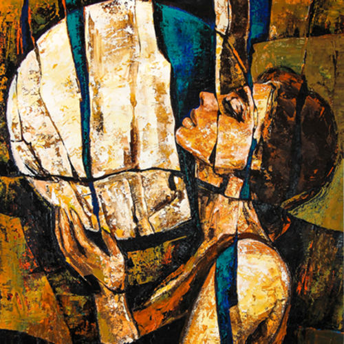 moon of desires, 24 x 32 inch, gurdish pannu,24x32inch,canvas,paintings,abstract paintings,figurative paintings,modern art paintings,conceptual paintings,still life paintings,abstract expressionism paintings,art deco paintings,expressionism paintings,impressionist paintings,photorealism,realism paintings,surrealism paintings,paintings for dining room,paintings for living room,paintings for bedroom,paintings for office,paintings for hotel,acrylic color,mixed media,oil color,GAL0253729793