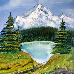 majestic mountains, 16 x 20 inch, arvind srivastava,16x20inch,canvas,landscape paintings,nature paintings | scenery paintings,paintings for dining room,paintings for living room,paintings for bedroom,paintings for office,paintings for hotel,paintings for hospital,paintings for dining room,paintings for living room,paintings for bedroom,paintings for office,paintings for hotel,paintings for hospital,oil color,GAL01844329876