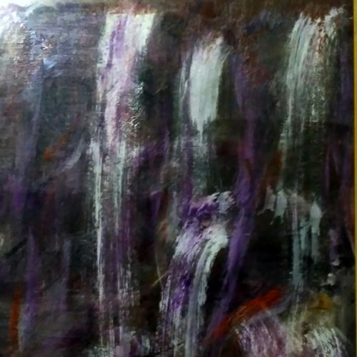 the falls, 19 x 21 inch, amin tehrani,19x21inch,canvas,paintings,abstract paintings,paintings for dining room,paintings for living room,paintings for bedroom,paintings for office,paintings for hotel,acrylic color,GAL01855930040