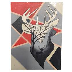 deer, 12 x 16 inch, fatema batterywala,12x16inch,canvas,paintings,abstract paintings,modern art paintings,animal paintings,paintings for dining room,paintings for living room,paintings for bedroom,paintings for office,paintings for kids room,paintings for hotel,paintings for dining room,paintings for living room,paintings for bedroom,paintings for office,paintings for kids room,paintings for hotel,acrylic color,GAL01848030084